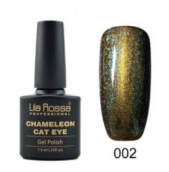 UV\LED Гел-лак Lila Rossa CHAMELEON CAT EYE 7,3ml LRCCE 002