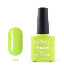 UV\LED Гел-лак Lila Rossa NEON 7,3ml LRN 01