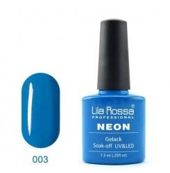 UV\LED Гел-лак Lila Rossa NEON 7,3ml LRN 03