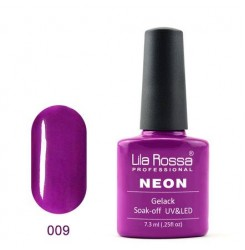 UV\LED Гел-лак Lila Rossa NEON 7,3ml LRN 09