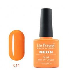 UV\LED Гел-лак Lila Rossa NEON 7,3ml LRN 11