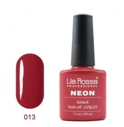 UV\LED Гел-лак Lila Rossa NEON 7,3ml LRN 13