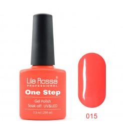 ГЕЛ ЛАК LILA ROSSA - ONE STEP 015