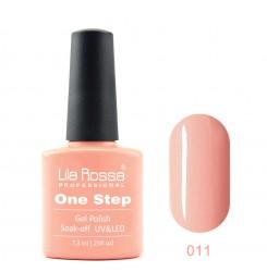 ГЕЛ ЛАК LILA ROSSA - ONE STEP 011