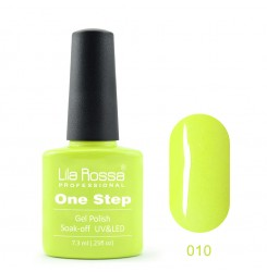 ГЕЛ ЛАК LILA ROSSA - ONE STEP 010