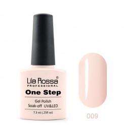 ГЕЛ ЛАК LILA ROSSA - ONE STEP 009