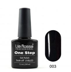 ГЕЛ ЛАК LILA ROSSA - ONE STEP 003