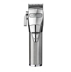 Безжична Машинка за подстригване Barber - с мотор Ферари - FX8700E SILVER