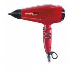 Rapido 2200W - Ултра лек луксозен сешоар FERRARI RED - BAB7000IRE