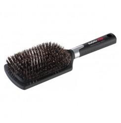 ЧЕТКА ЗА РАЗРЕСВАНЕ С ГЛИГАНСКИ КОСЪМ - Professional paddle brush (large). - BABBB1E