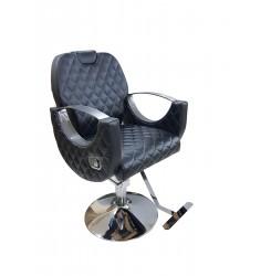 Гримьорски стол  - MK 062-08 - Хром