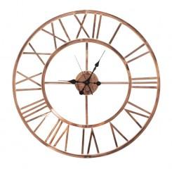 Метален часовник - PN-012 - МЕДНО