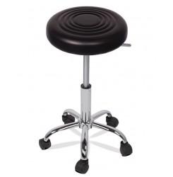 Стол помощен - черен
